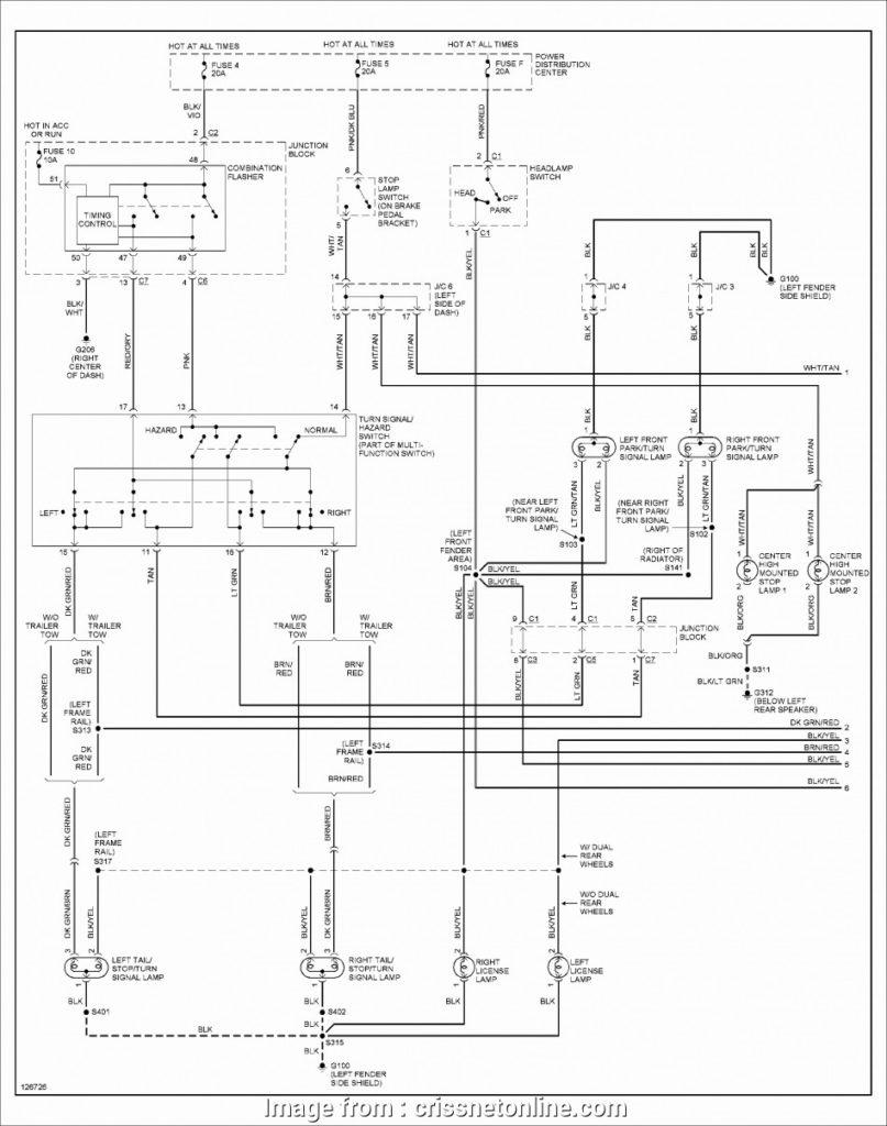 13 Creative 2003 Dodge Trailer Brake Wiring Diagram