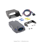 Tekonsha Prodigy P2 Trailer Brake Controller Wiring Diagram
