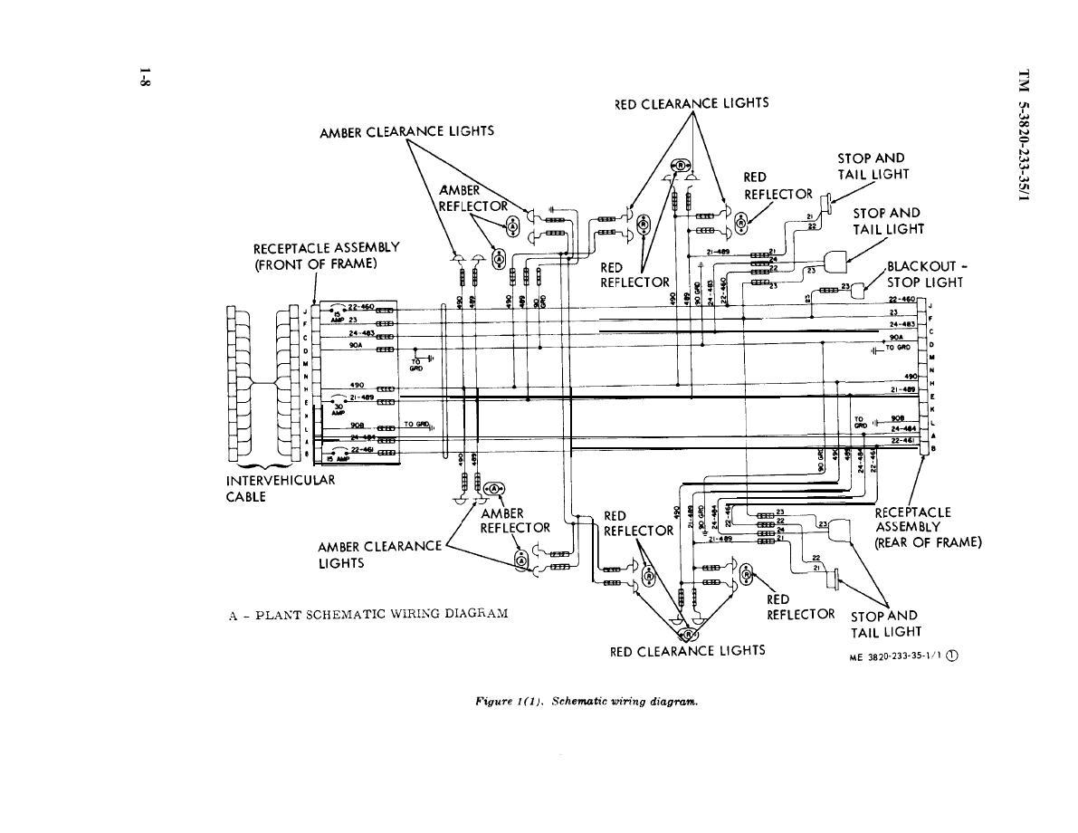 18 Wheeler Trailer Wiring Diagram