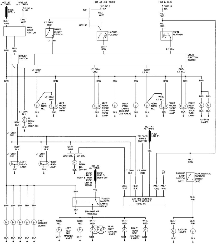 1999 Ford F150 Trailer Wiring Diagram Trailer Wiring Diagram