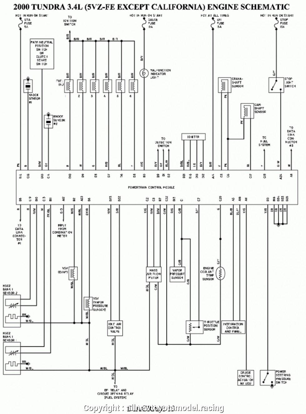 2000 Toyota Tundra Trailer Wiring Diagram