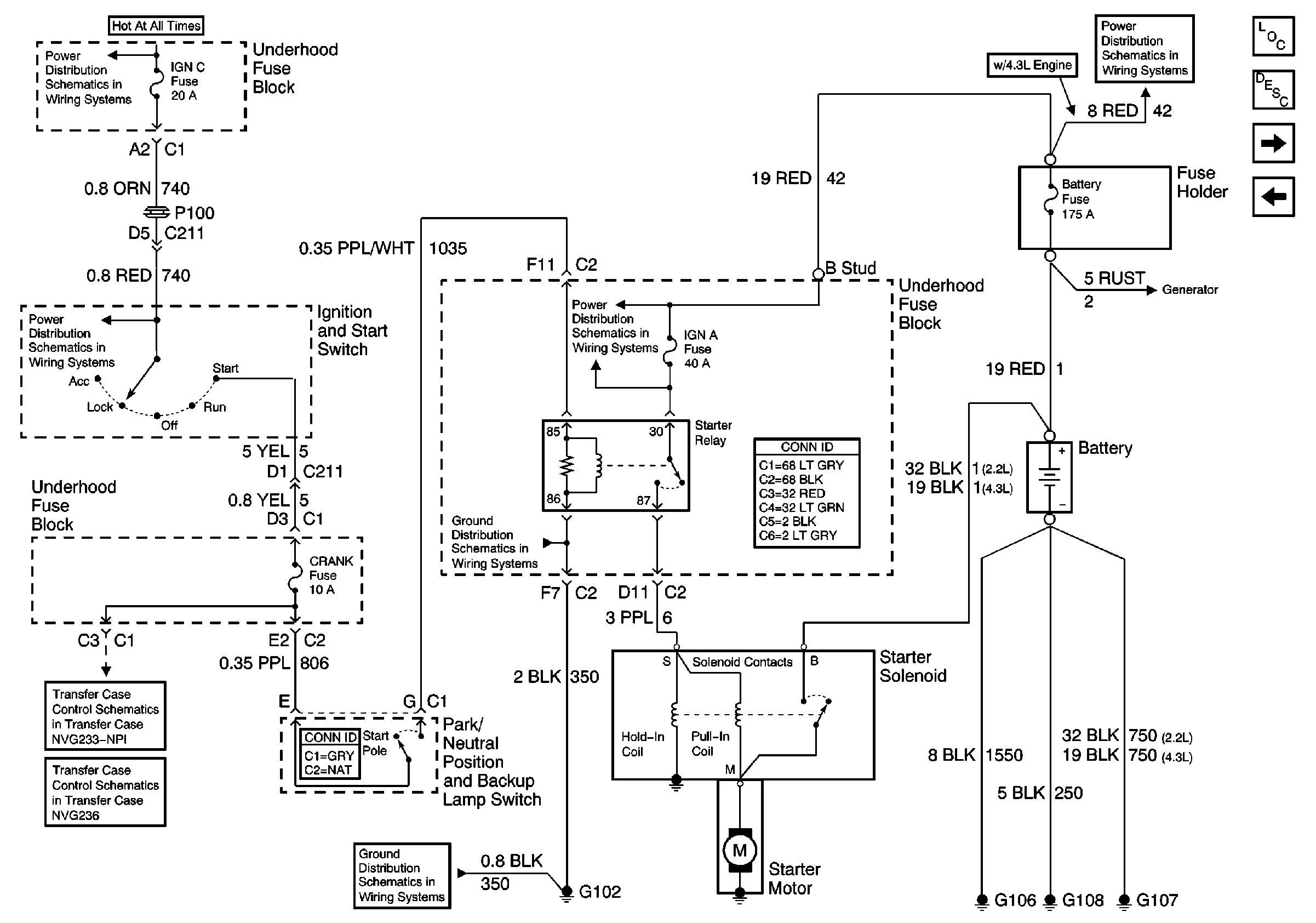 2003 Chevy Blazer Trailer Wiring Diagram