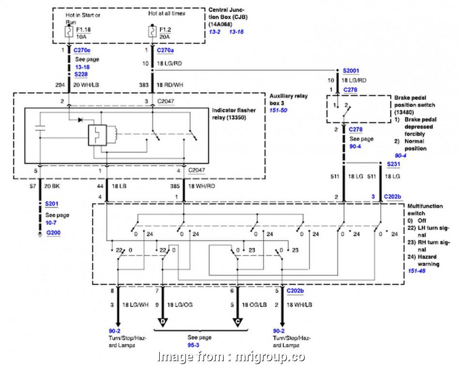 2003 Ford F250 Trailer Wiring Diagram