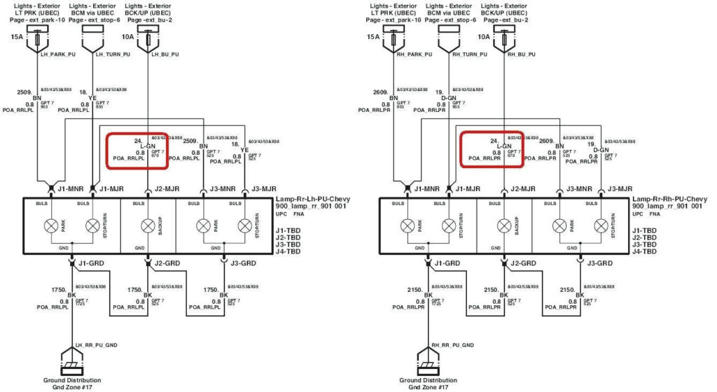 2005 Chevy Silverado Trailer Wiring Diagram Trailer