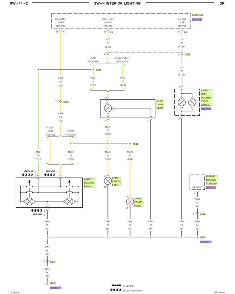 2006 Dodge Ram 2500 Diesel Wiring Diagram Free Wiring