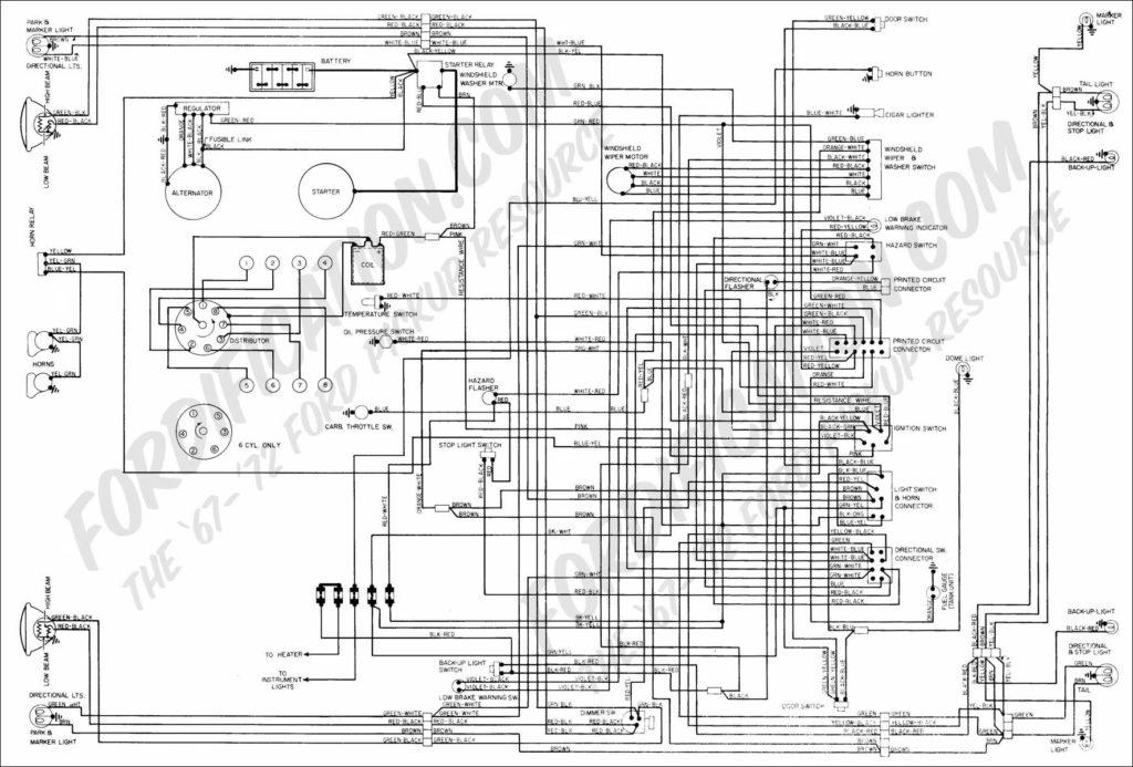 2006 Ford F150 Trailer Wiring Diagram Trailer Wiring Diagram