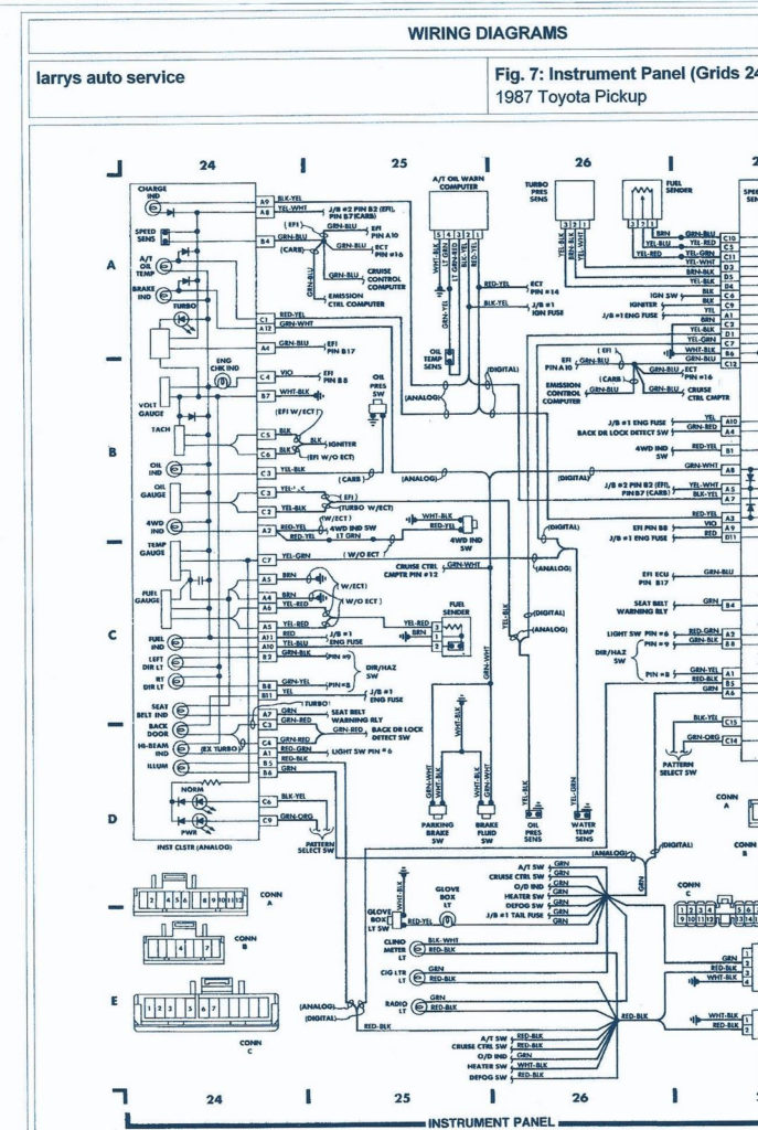 2006 Toyota Tacoma Trailer Wiring Diagram Collection