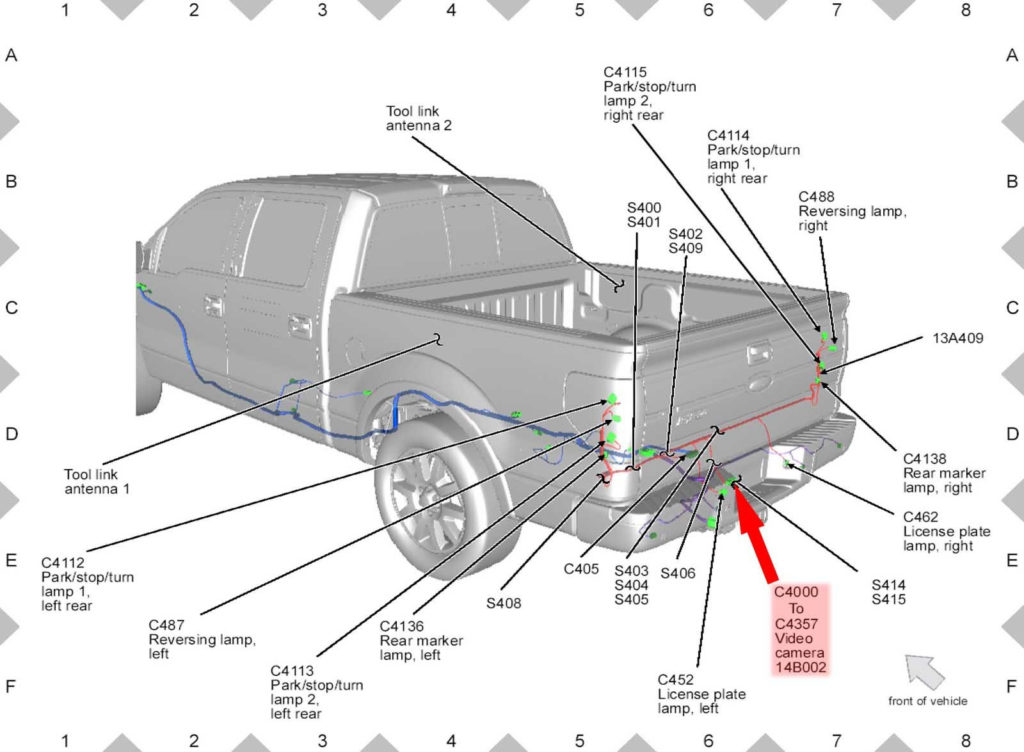 2011 F150 Trailer Wiring Diagram Trailer Wiring Diagram