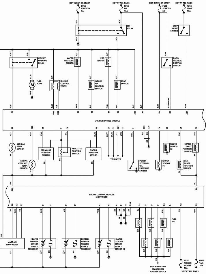 2008 Tacoma Trailer Wiring Diagram