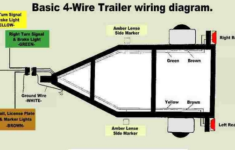 5 Wire Trailer Wiring Diagram Wiring Diagram And