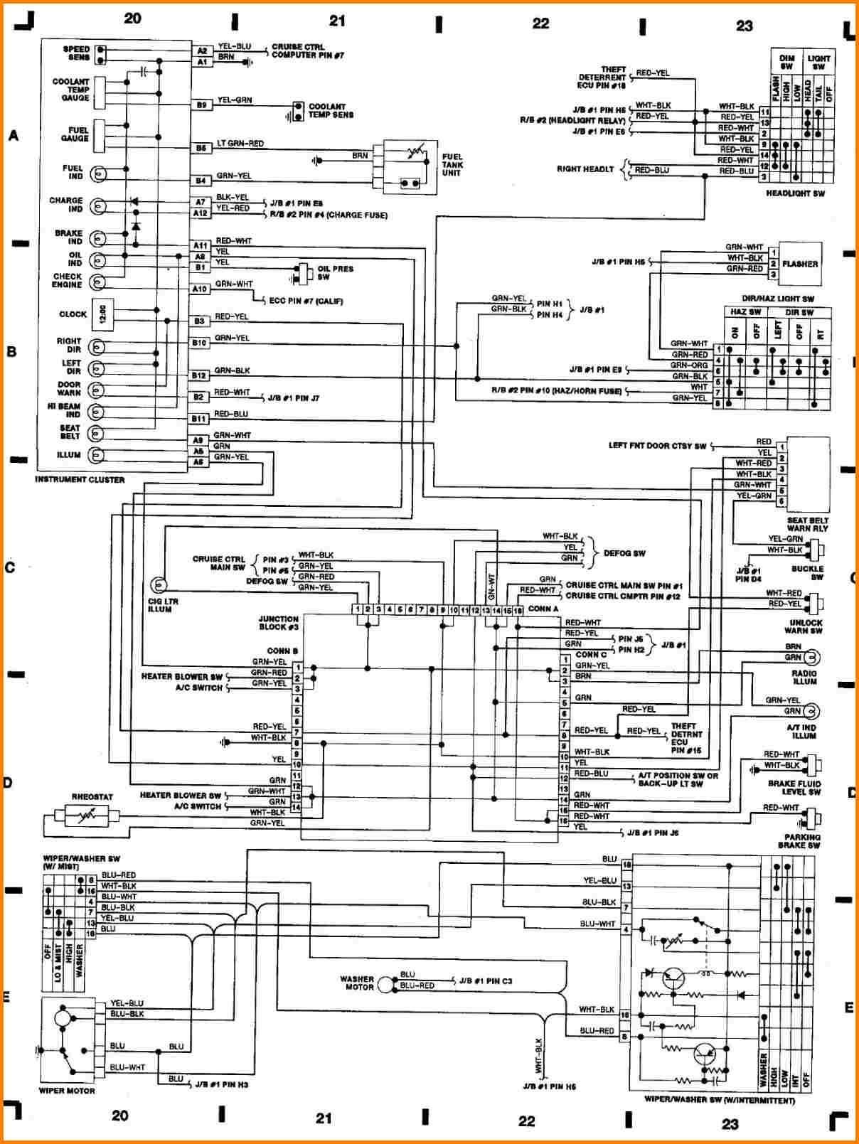 2007 Toyota Tundra Trailer Wiring Diagram