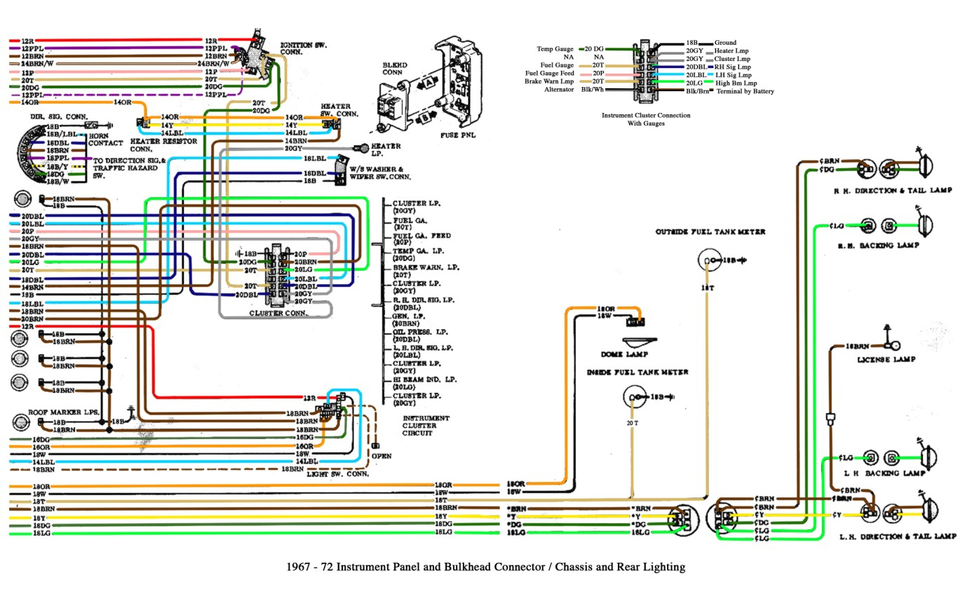 Gm Truck Trailer Wiring Diagram
