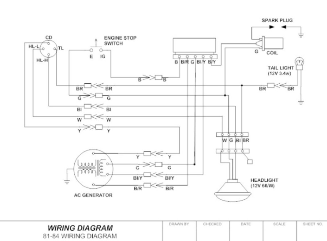 Wiring Diagram 40 Way Switch, Radio, Trailer and More