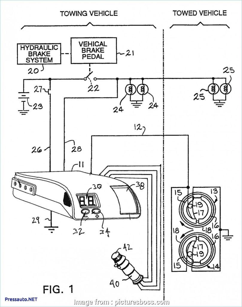 Brake Force Trailer Brake Controller Wiring Diagram Top