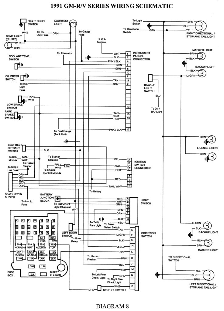 DIAGRAM 1998 Chevy S10 Radio Wiring Diagram Wiring