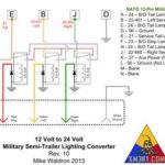24 Volt Trailer Plug Wiring Diagram