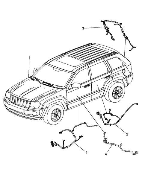 2002 Jeep Grand Cherokee Trailer Wiring Diagram