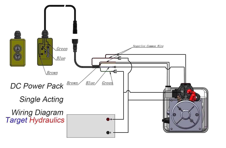 Dump Trailer Pump Wiring Diagram