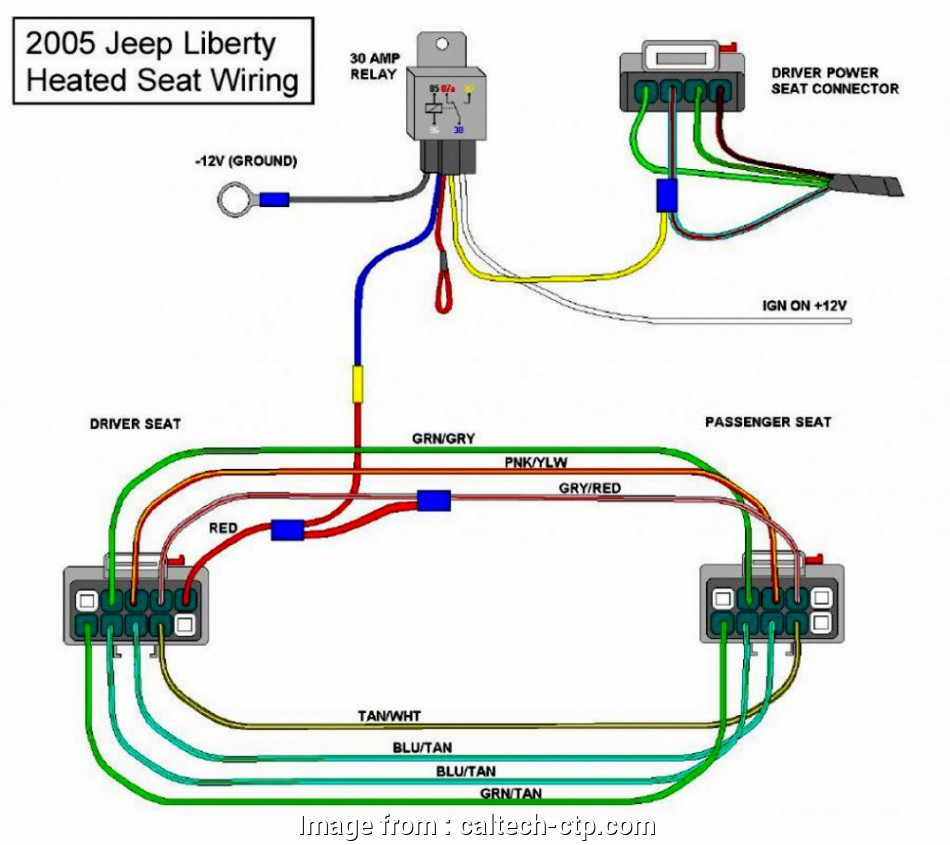 2006 Jeep Liberty Trailer Wiring Diagram