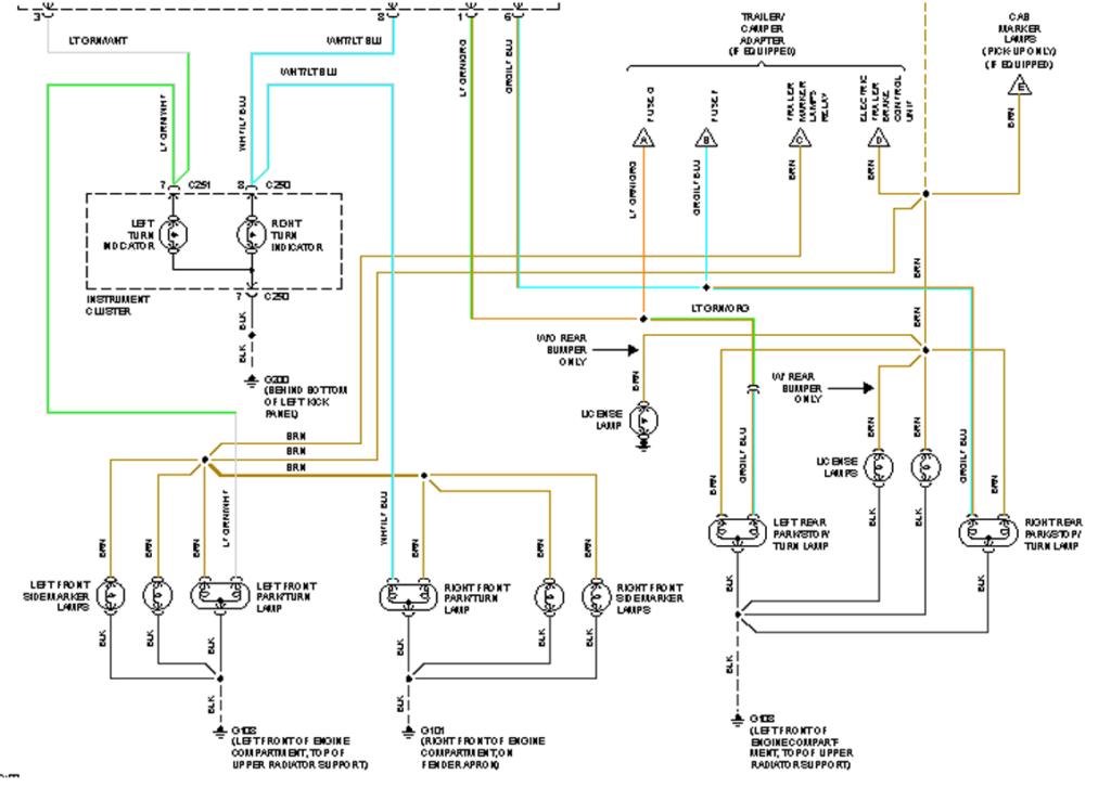 Ford F 150 Trailer Brake Wiring Diagram Trailer Wiring