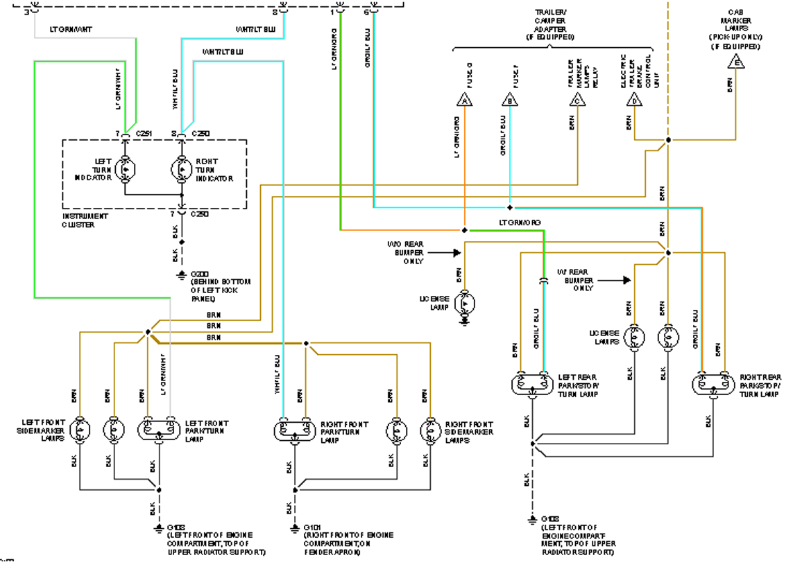 2007 F150 Trailer Wiring Diagram