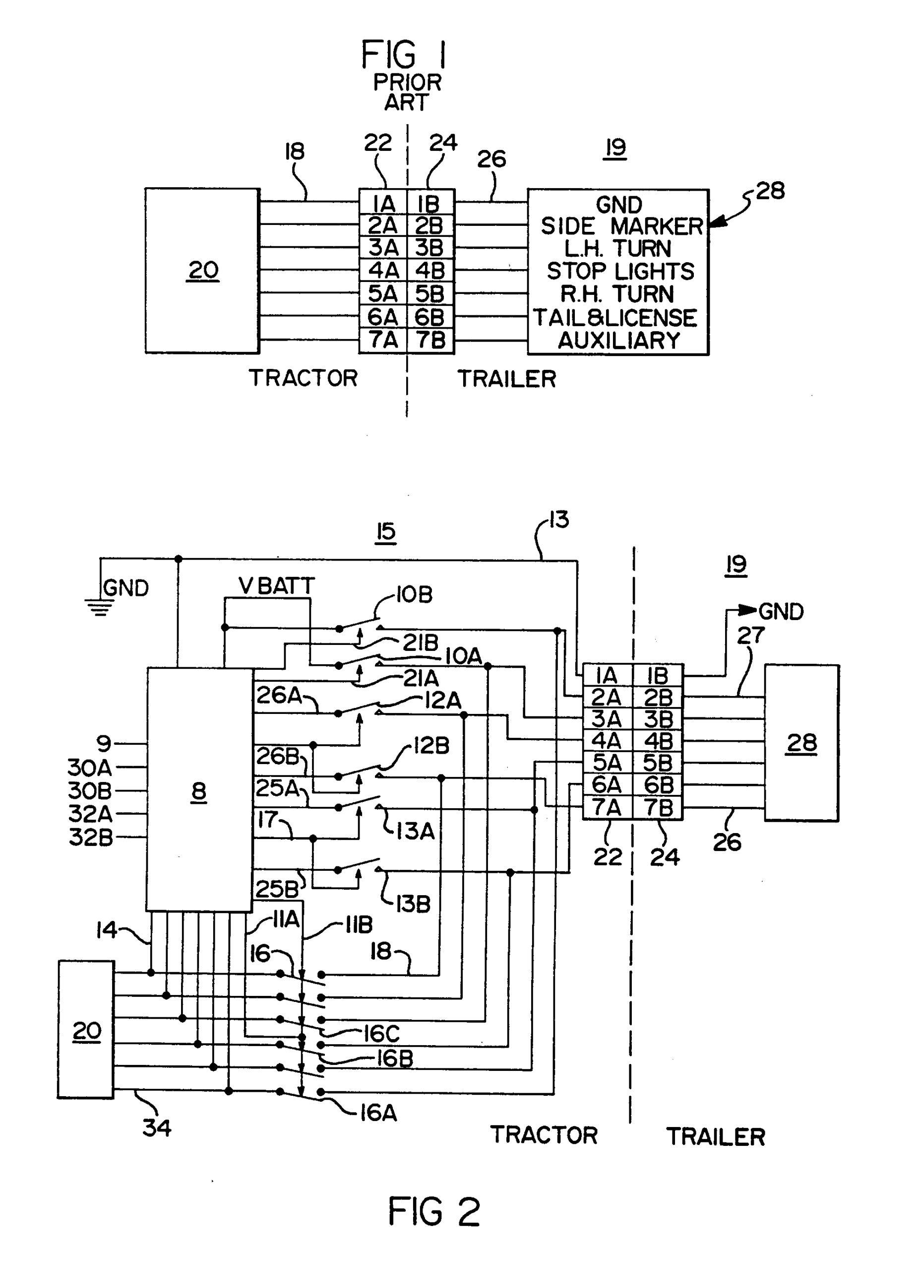 Wabco Trailer Abs Module Wiring Diagram