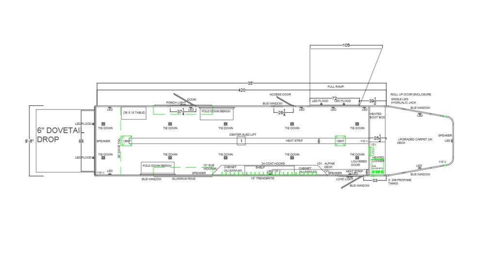 Logan Coach Wiring Diagram For Trailer Wiring Diagram