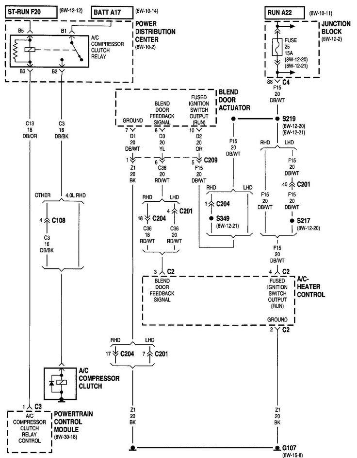 2012 Jeep Grand Cherokee Trailer Wiring Diagram