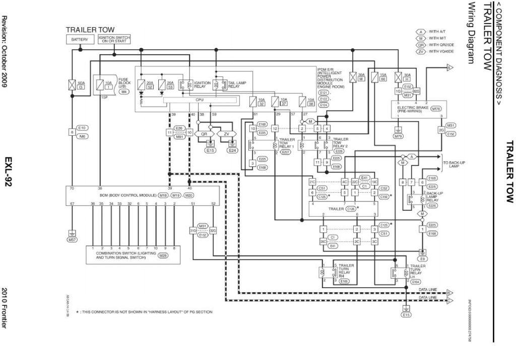 Nissan Frontier Brake Controller Wiring Diagram Download