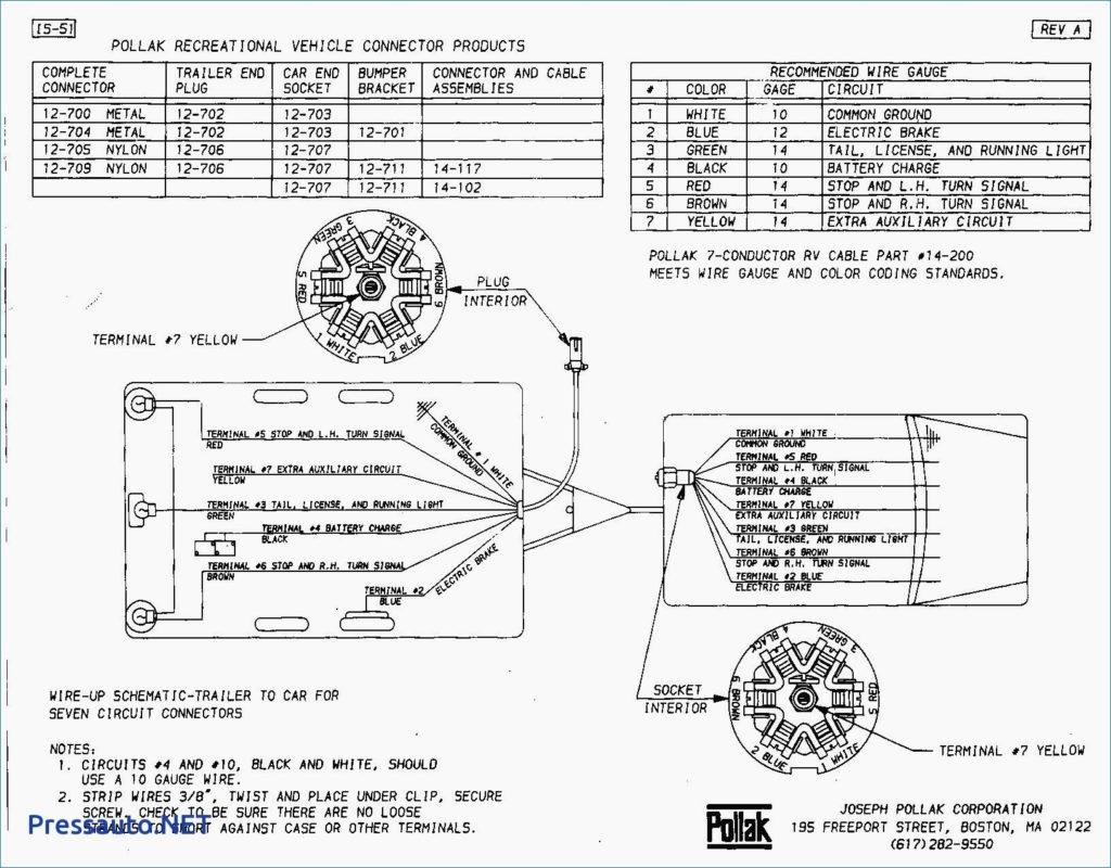 Phillips 7 Way Trailer Plug Wiring Diagram Free Wiring