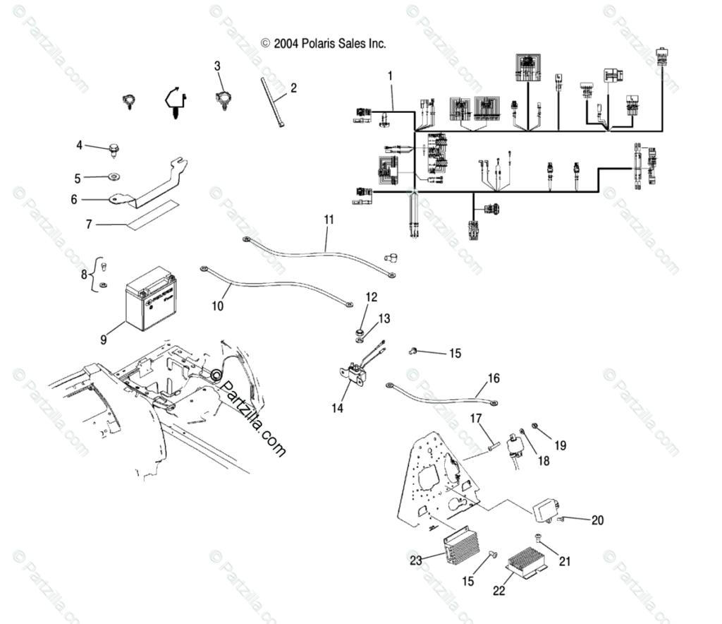 Polaris Trail Boss 250 Carburetor Diagram General Wiring