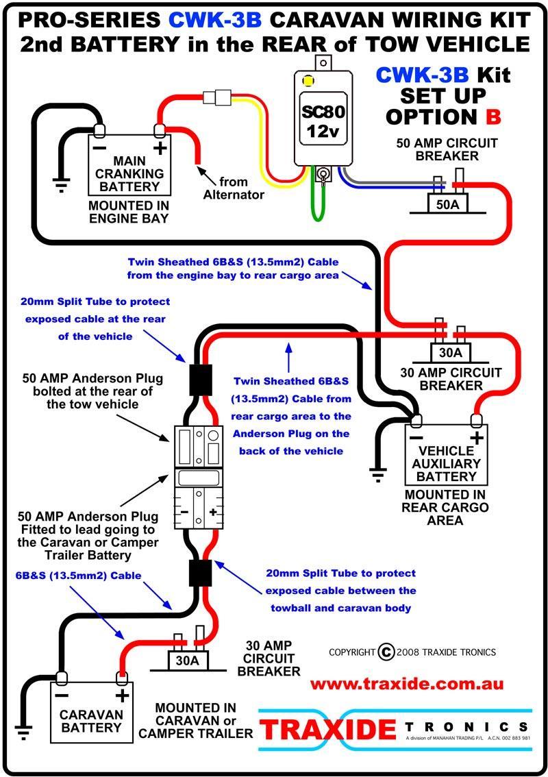 Anderson Trailer Wiring Diagram