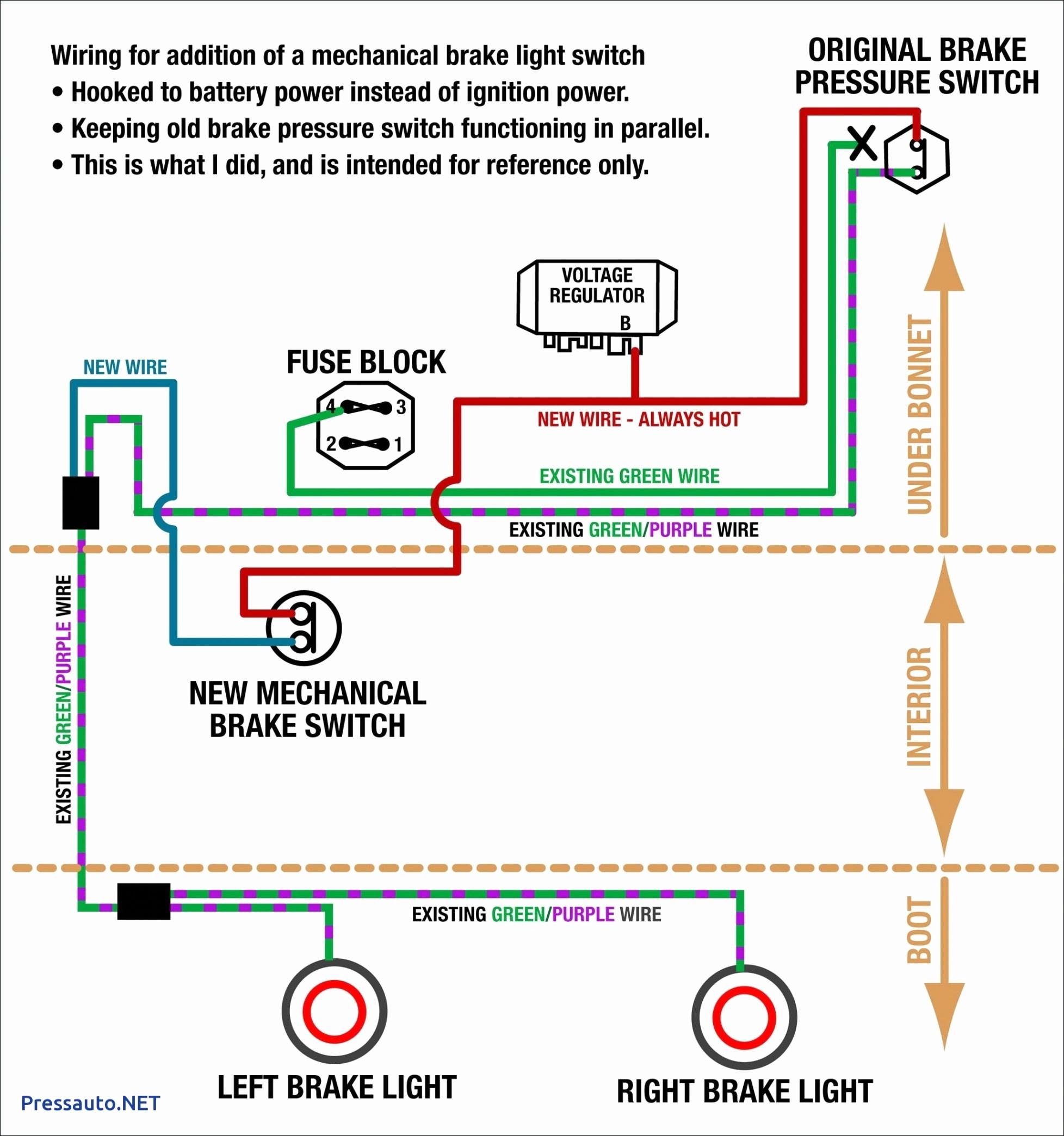 Semi Trailer Light Wiring Diagram