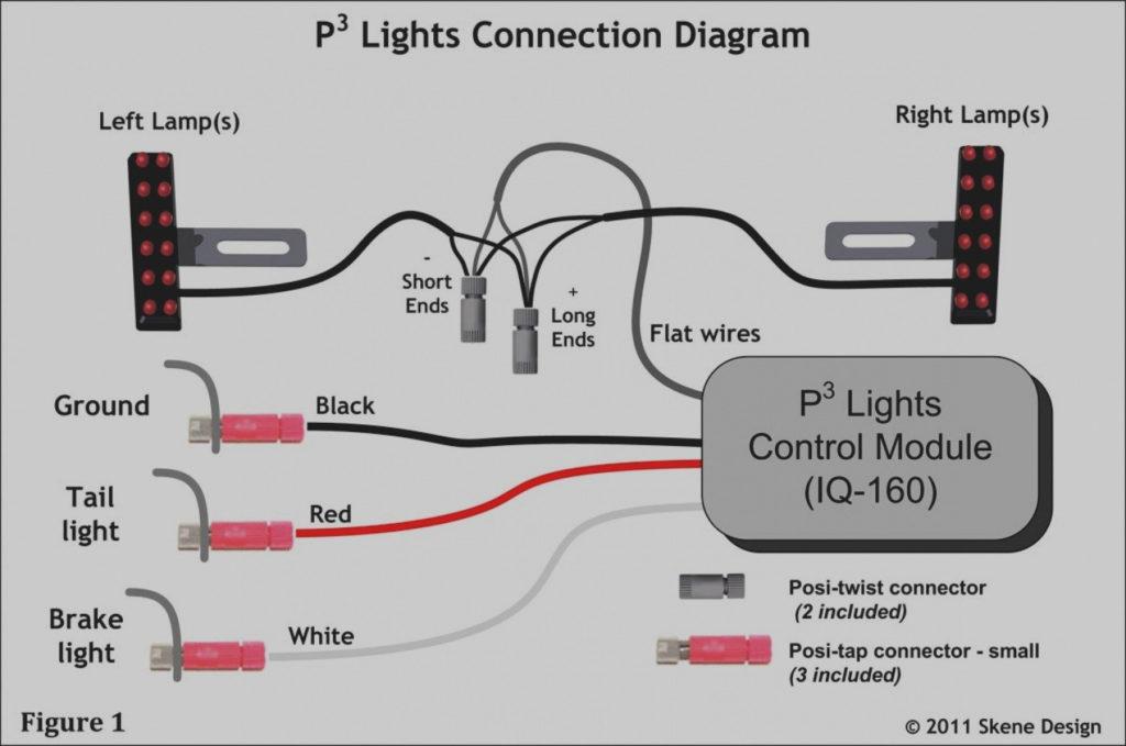 Simple Trailer Light Wiring Diagram Trailer Wiring Diagram