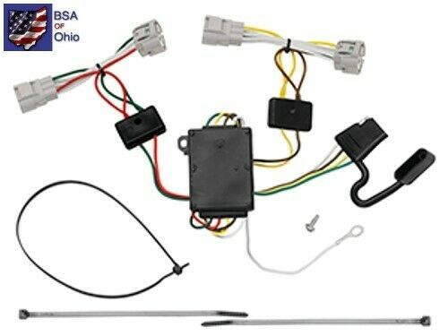 2007 Toyota Tacoma Trailer Wiring Harness Diagram