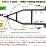 Toyota Tacoma 4 Pin Trailer Wiring Diagram