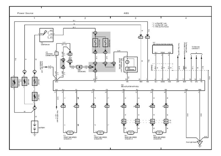 2004 Toyota Tacoma Trailer Wiring Diagram