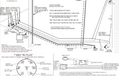 7 Pin Trailer Wiring Diagram With Brakes And Battery