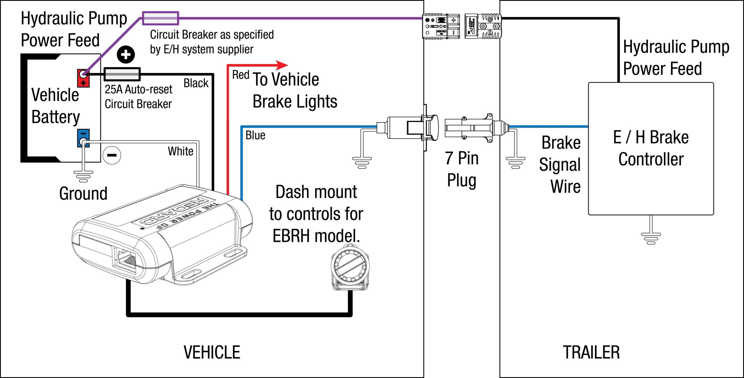 Wiring Diagram For Trailer Breakaway Switch