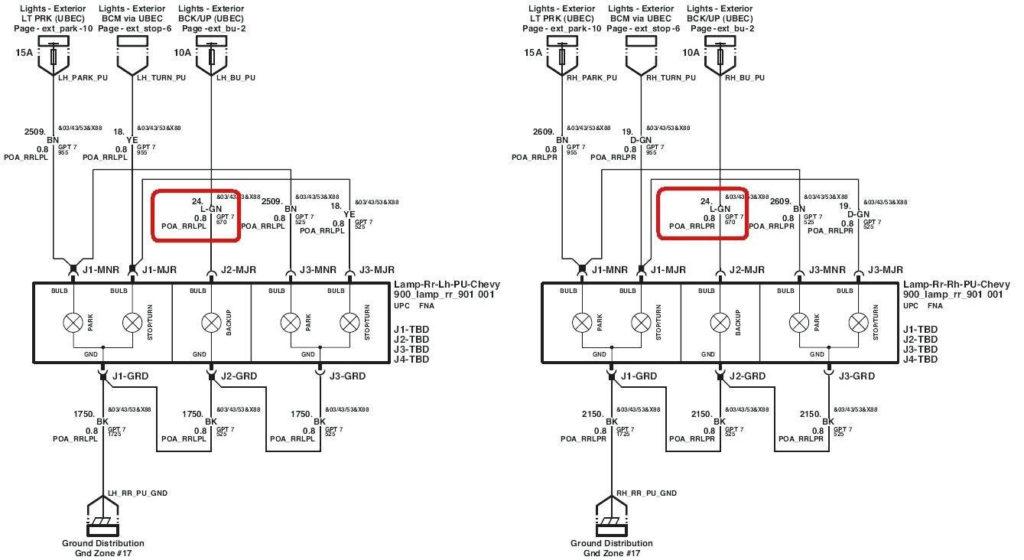 Trailer Wiring Diagram For 2002 Chevy Silverado Trailer