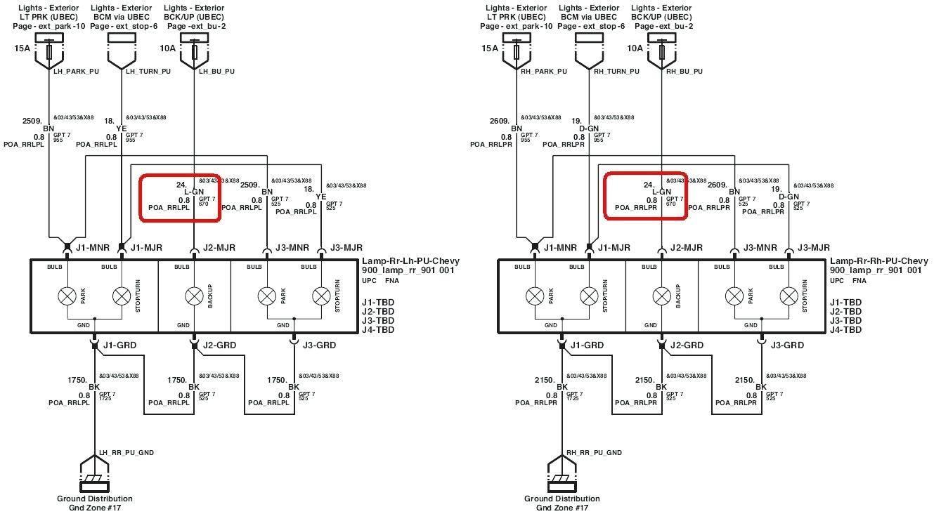 2002 Chevy Silverado 7 Pin Trailer Wiring Diagram