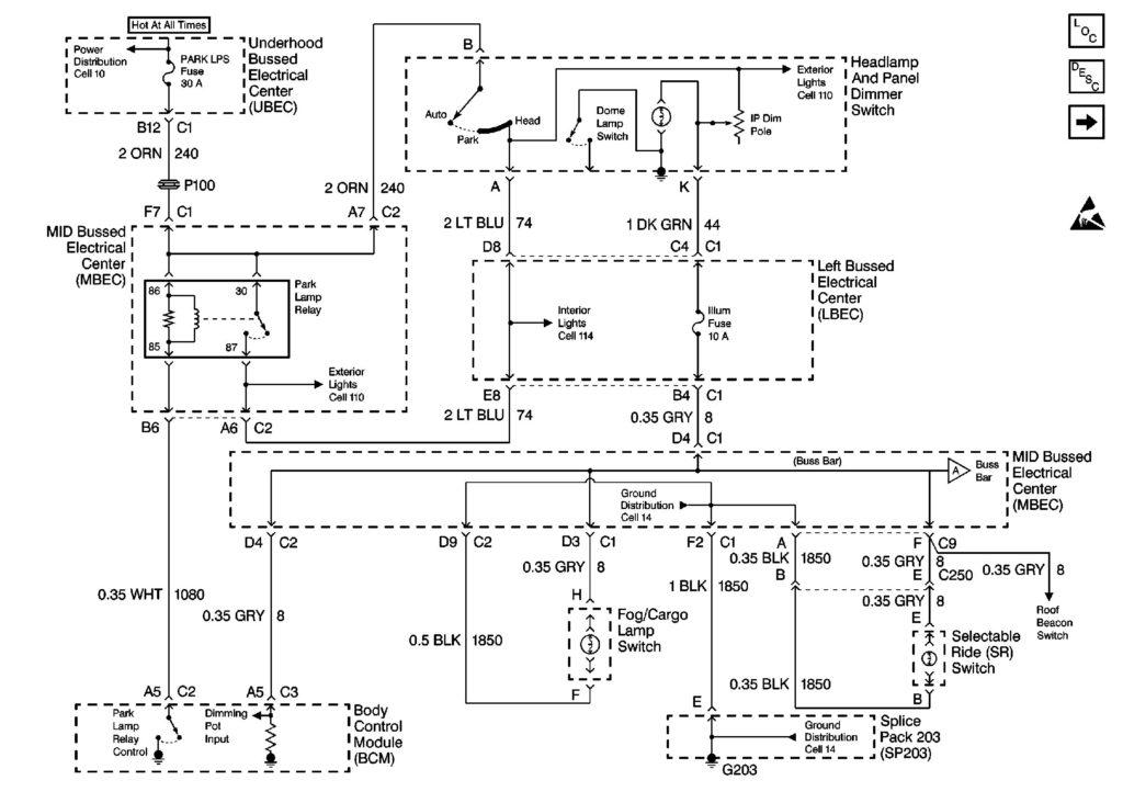 Trailer Wiring Diagram For 2006 Chevy Silverado Trailer