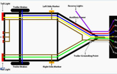 7 Prong Trailer Wiring Diagram