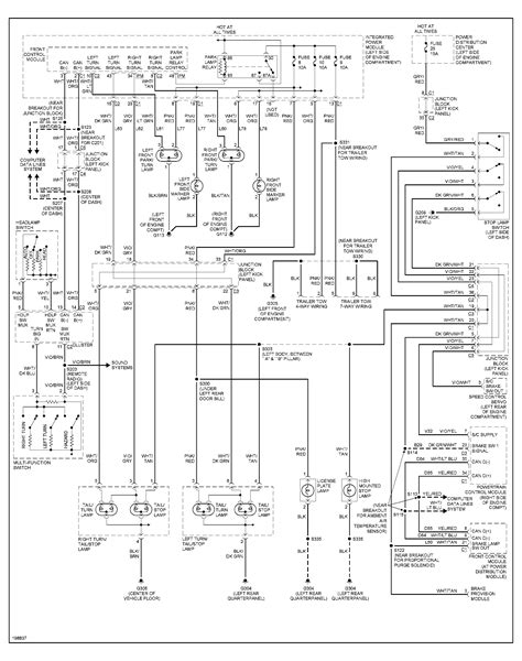 1998 Dodge Durango Trailer Wiring Diagram