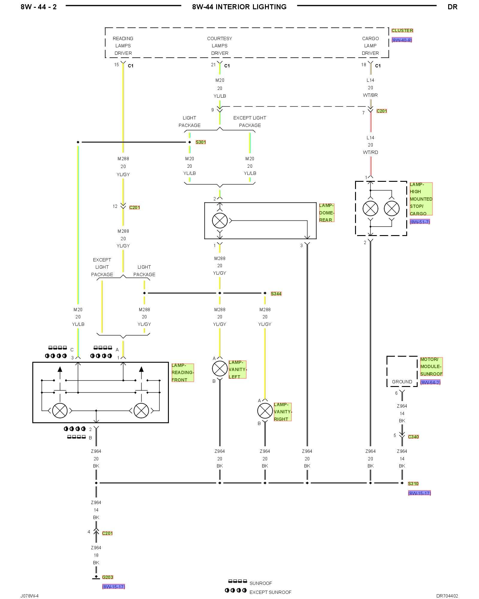 2017 Dodge Ram Trailer Wiring Diagram