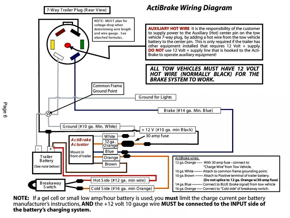 Titan Trailer Wiring Diagram