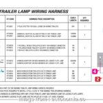 Trailer Wiring Diagram Colors