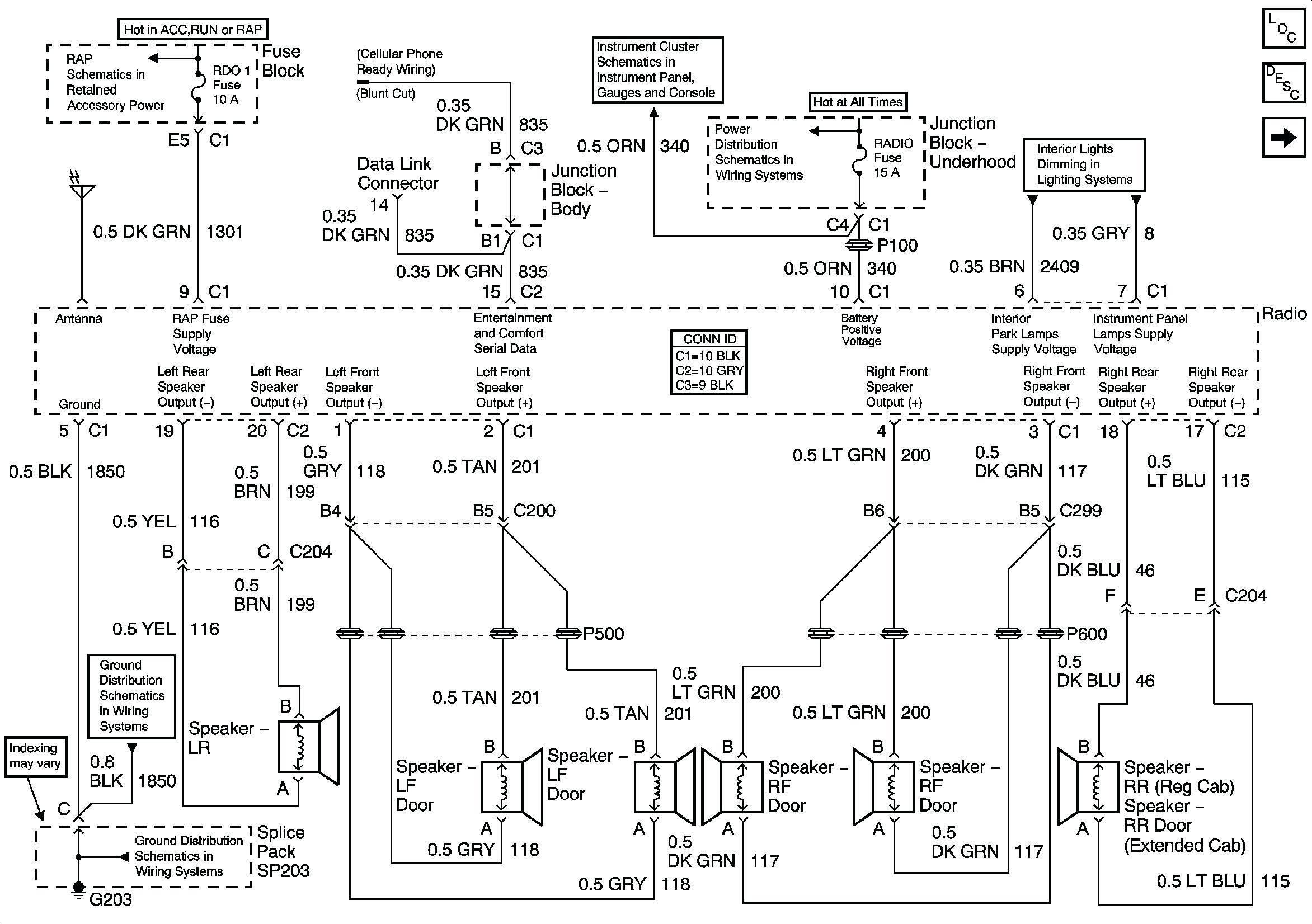 Gmc Yukon Trailer Wiring Diagram