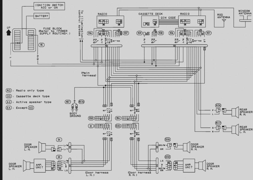 2002 Nissan Frontier Wiring Schematic Wiring Diagram