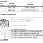 Toyota Tundra Trailer Brake Wiring Diagram